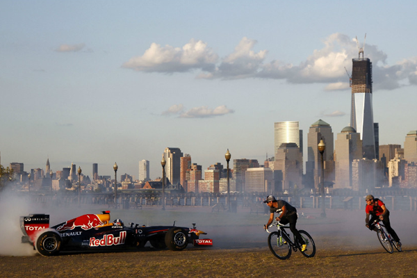 F1: Formula One To Race In New Jersey In 2013