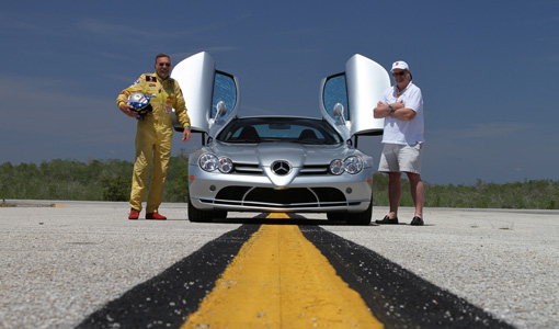 THE 200MPH CHALLENGE: STILL TIME TO BOOK