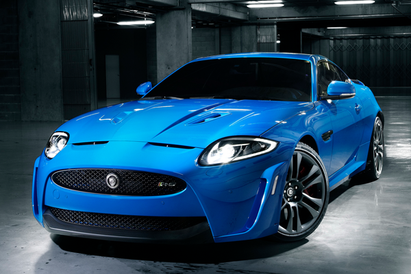 Come Drive Jaguar's Newest XKR-S