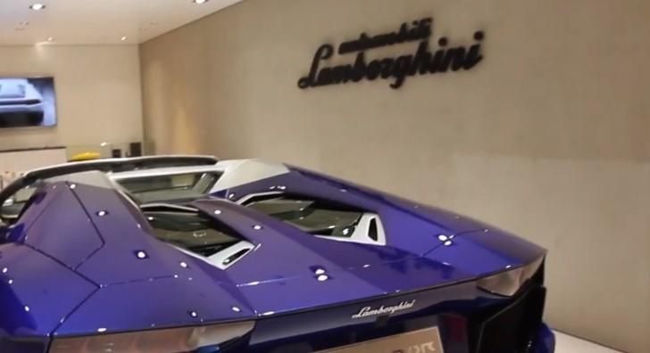 Lamborghini Ad Personam Program Reaches Hong Kong