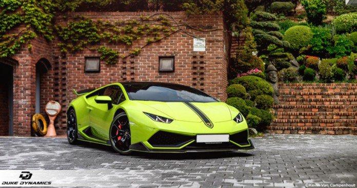 Lamborghini Huracan Body Kit By Duke Dynamics