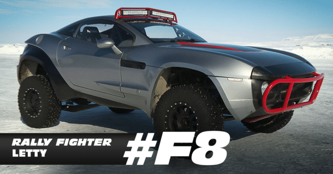 Fast 8 Cars Revealed