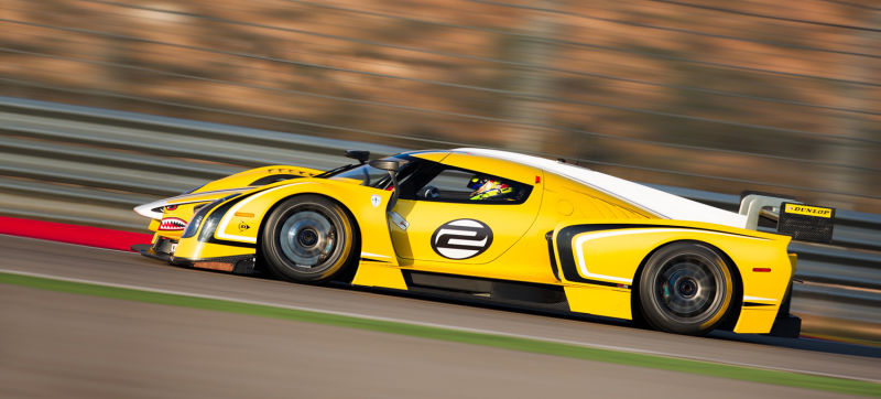 Glickenhaus SCG Is A Million Kit Car - Kit car