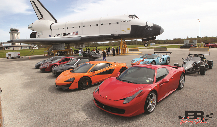 High Speed Aerodynamic Testing at Space Florida's Shuttle Landing Facility