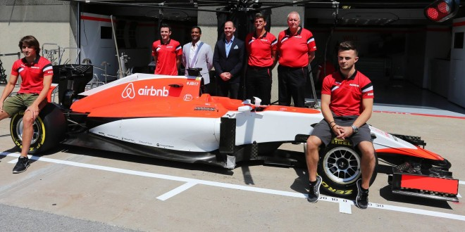 Manor F1 Takes Steps to Shut Down Before Start of 2017 Season