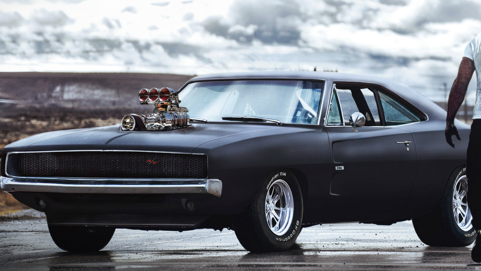 Charger fast and furious